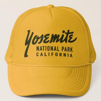 Casquette Parc national vintage de Yosemite