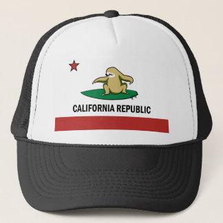 Casquette Paresse surfante de Cali