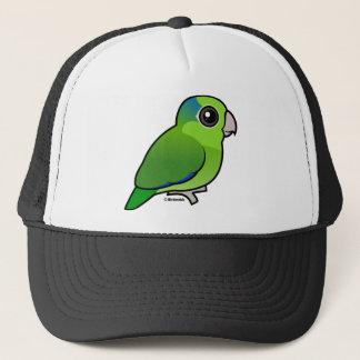 Casquette Parrotlet Pacifique vert