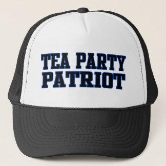 Casquette Patriote de thé