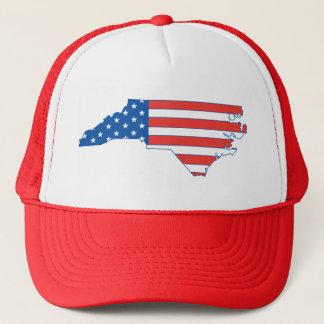 Casquette patriotique de la Caroline du Nord