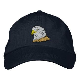 Casquette patriotique d'Eagle d'Américain