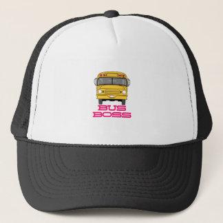 Casquette Patron d'autobus