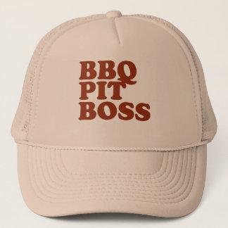 Casquette Patron de mine de BBQ