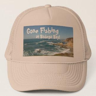 Casquette Pêche allée à la baie de Bodega !