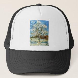Casquette Pêchers dans la fleur Vincent van Gogh