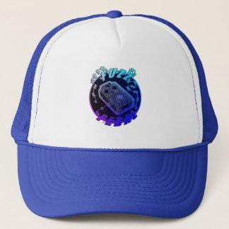 Casquette Pédale de DUVET - pourpre bleu multicolore de