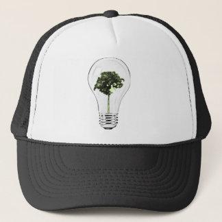 Casquette Pensez que le vert pensent Smart