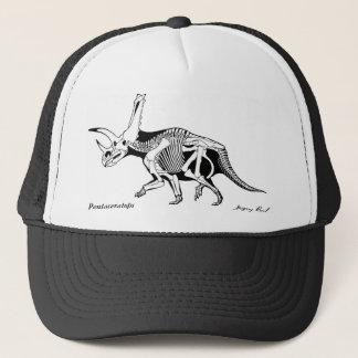 Casquette Pentaceratops Gregory squelettique Paul