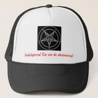 Casquette pentagrama satanique, Indulgence ! De abs…