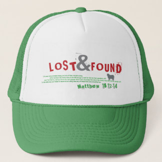 Casquette perdu et trouvé