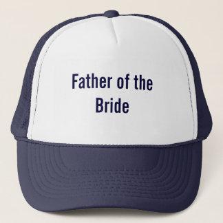 Casquette Père de la jeune mariée