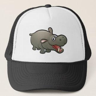Casquette Personnage de dessin animé d'animaux de safari