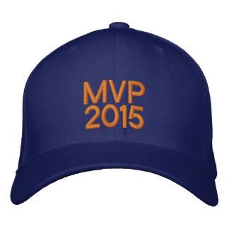 Casquette personnalisable de MVP 2015 chez Casquette Brodée