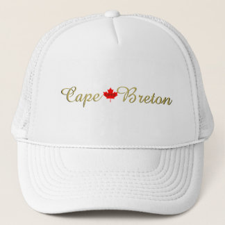 Casquette personnalisable du Canada de Breton de