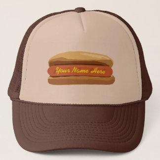 Casquette personnalisé de hot-dog