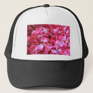 Casquette Pétales de rose roses de Noël