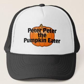 Casquette Peter Peter le mangeur de citrouille