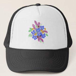 Casquette Petit bouquet frais des fleurs de ressort