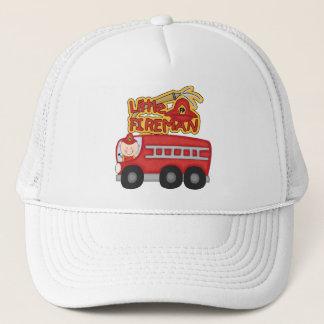 Casquette Petits T-shirts et cadeaux de pompier de moteur