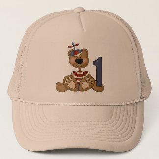 Casquette Peu de ęr anniversaire d'ours