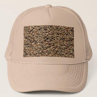 Casquette Photo de gravier et de sable