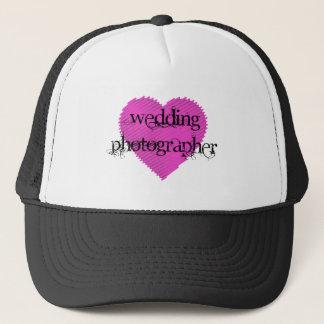 Casquette Photographe de mariage