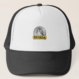Casquette pièce de monnaie du Nevada