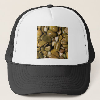 Casquette pierres brunes et bronzages