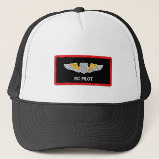 Casquette pilote de RC