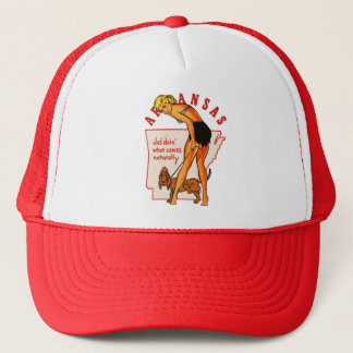 Casquette Pin-up de l'Arkansas