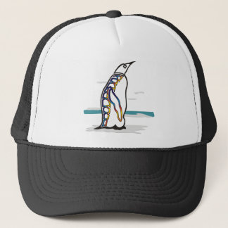 Casquette Pingouin coloré
