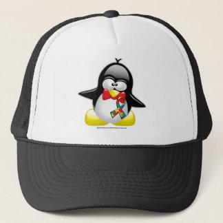Casquette Pingouin d'autisme