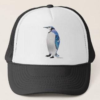 Casquette Pingouin de geai bleu