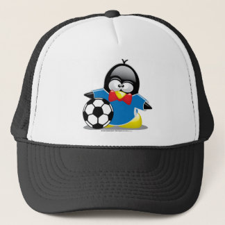 Casquette Pingouin du football