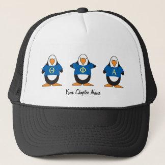Casquette Pingouins avec des chemises