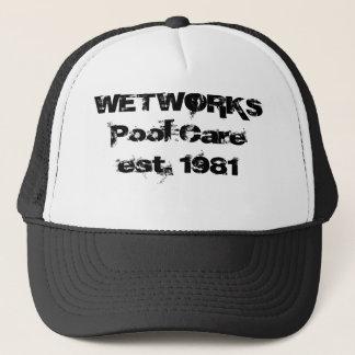 Casquette Piscine Careest de WETWORKS. 1981