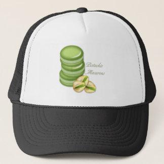 Casquette Pistache Macarons