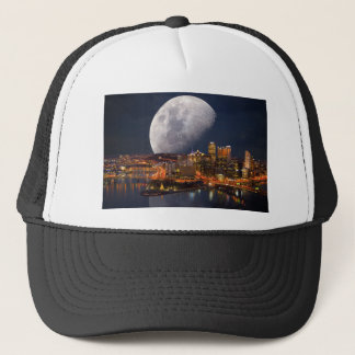 Casquette Pittsburgh planant