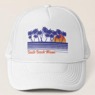 Casquette Plage du sud Miami