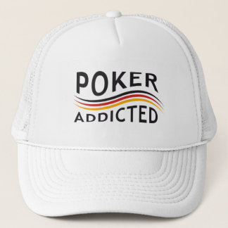 Casquette POKER addicted