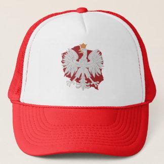 Casquette polonais d'Eagle Pologne