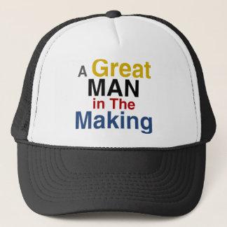 Casquette pour les garçons et les enfants - un grand homme