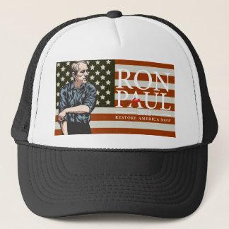 Casquette pour liberté américaine de Ron Paul