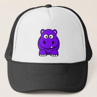 Casquette Pourpre d'hippopotame