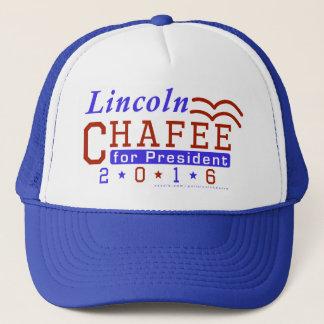 Casquette Président de Lincoln Chafee élection 2016