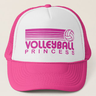 Casquette Princesse de volleyball