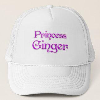 Casquette Princesse Ginger