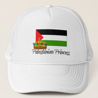 Casquette Princesse palestinienne