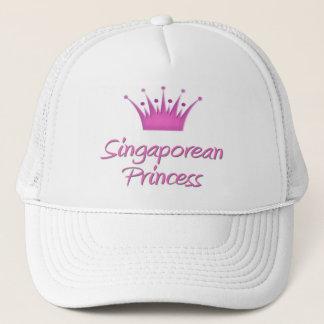 Casquette Princesse singapourienne